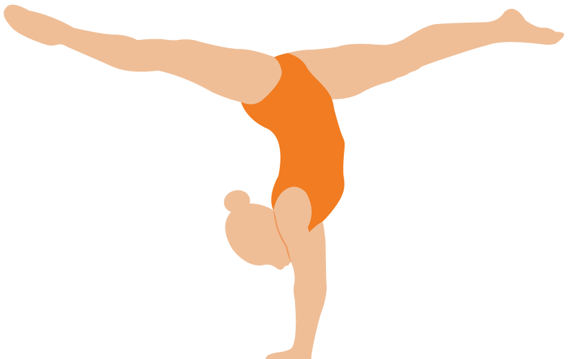 Fitfoxmarketing gymnastics handstand
