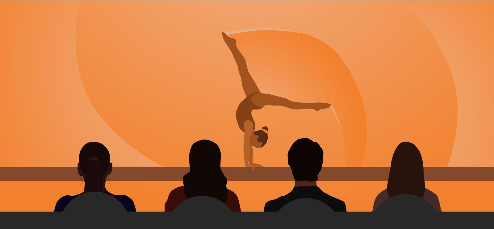 Gymnastics website design steps to success