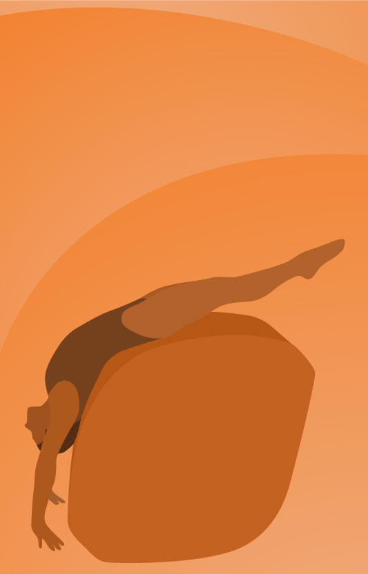 Steps towards success gymnastics website design
